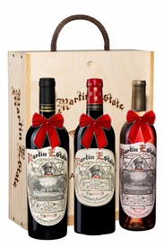 MARTIN ESTATE CLASSIC HOLIDAY GIFT SET (x3/750ml)